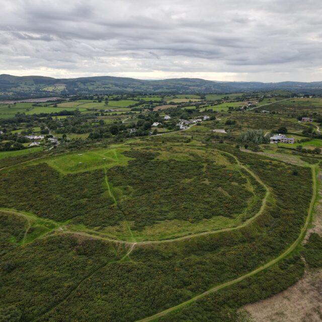 Moel-y-Gaer Halkyn Mountain hillfort