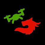 DronePics.Wales logo transparent